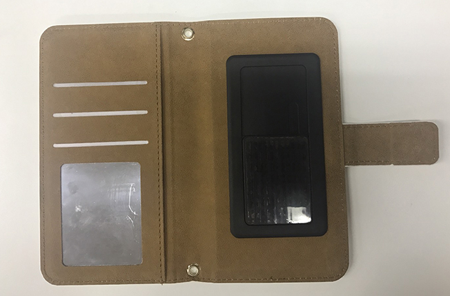 新型「汎用」スマホ手帳型ケース完成しました!