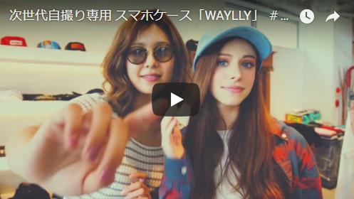 Waylly SNS用の動画完成しました!